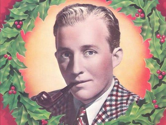 Bing Crosby's Christmas songs album. America's fascination