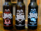 "Julian Hard Cider is ""American to the Core"",which can be seen in their red, white and blue bottles."