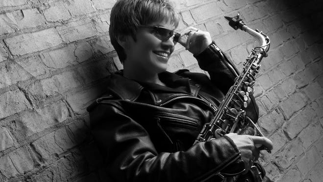 Valerie Gillespie is a saxophonist who shares a dedication to preserving live jazz music and performs several styles that range from instrumental to vocal jazz. She will perform at JazzFest, May 5-6 in Murfreesboro.