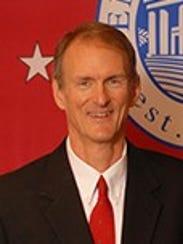 Pendleton Mayor Frank Crenshaw