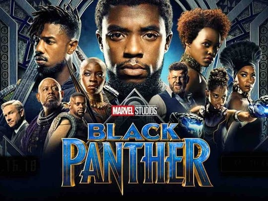 "Marvel's ""Black Panther"" is just one of the movies"