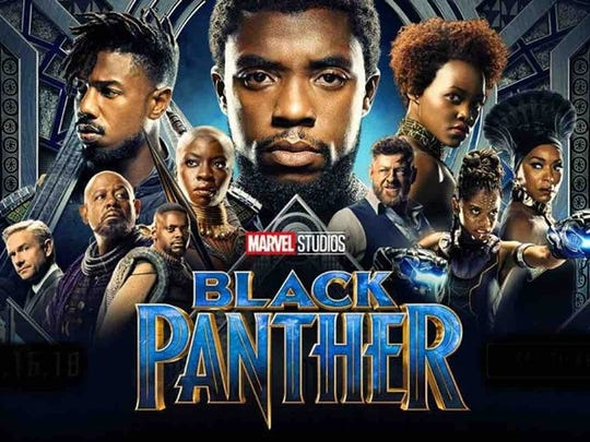 "Marvel's ""Black Panther"" is just one of the movies being shown at the Zora Neale Hurston Library this June."