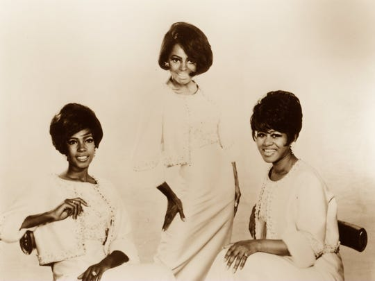 "Villagers Theatre in the Somerset section of Franklin Township will present ""Memories of Motown"" on New Year's Eve that will include songs by such great groups as The Supremes, pictured."