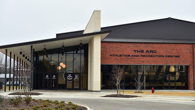 """This year will be the first that St. Andrews will use its new multimillion dollar basketball facility, """"The ARC."""""""