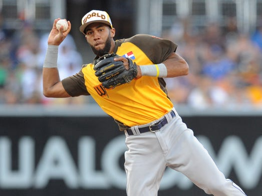 100. Amed Rosario, SS, Mets