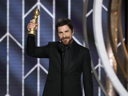 76th Annual Golden Globe Awards - Show (3)