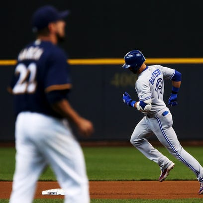 Brewers need more consistent starting pitching