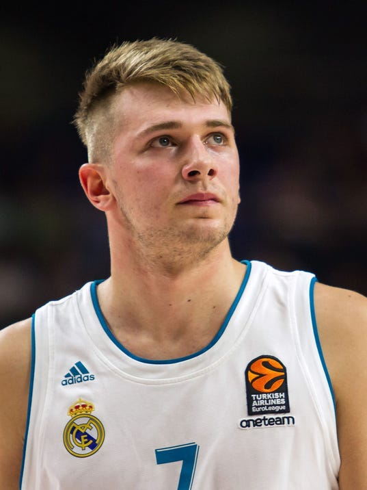 Luka Doncic, potential No. 1 pick, not certain about NBA decision