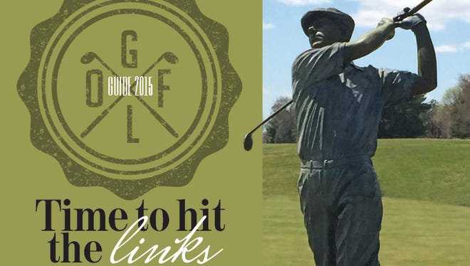 Golf Guide 2015