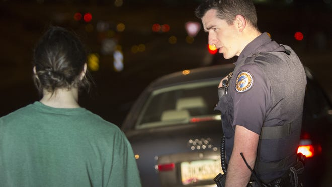 Police agencies plan to continue cracking down on impaired drivers with statewide DUI task forces all week, officials said.