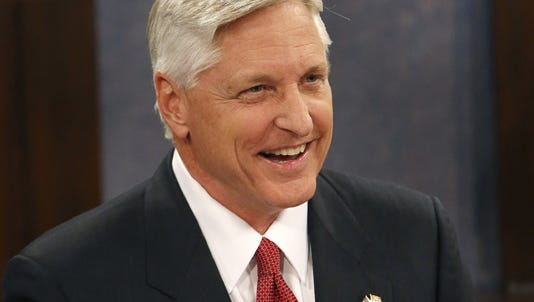 Democrat Fred DuVal has been criticized by some in his party for playing too nice.