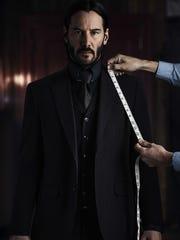 Keanu Reeves returns in 'John Wick: Chapter 2.'