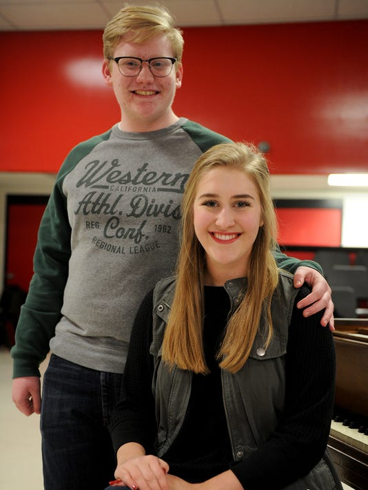 All-State WFHS Singers