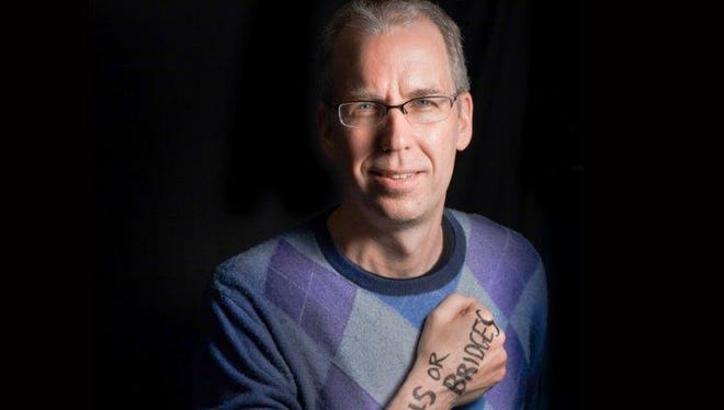 PostSecret creator Frank Warren has received more than 1 million postcards with secrets written on them by strangers from around the world.