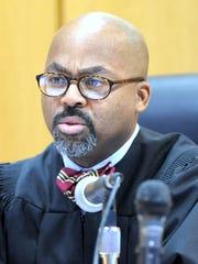 36th District Court Chief Judge William McConico