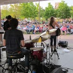 The Friday concert series starts June 10.