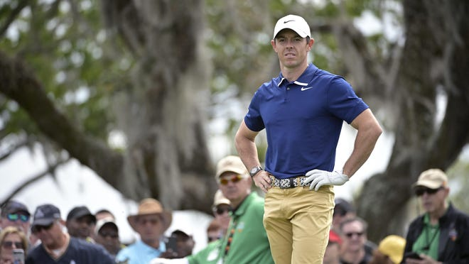 Rory McIlroy doesn't believe he'll play as well without fans at a tournament, amid the coronavirus pandemic.