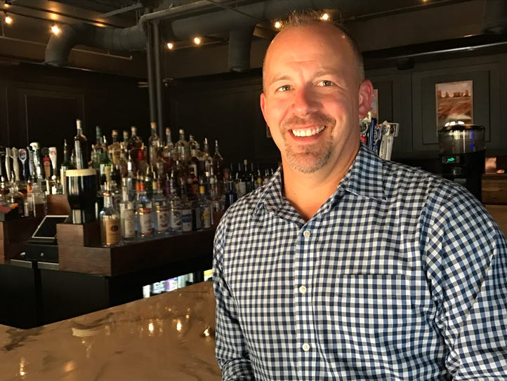Jonathan Wegman is one of three owners of Doc Holliday's