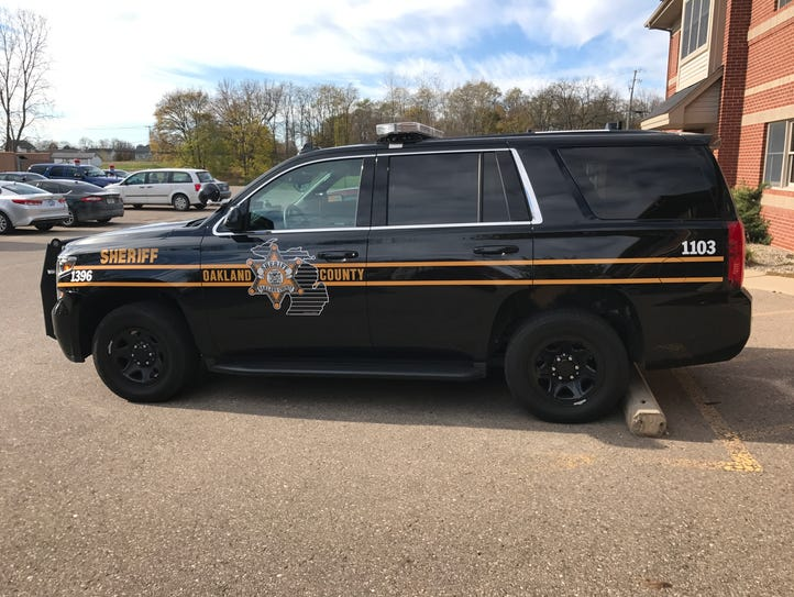 Oakland County Sheriff's Department.