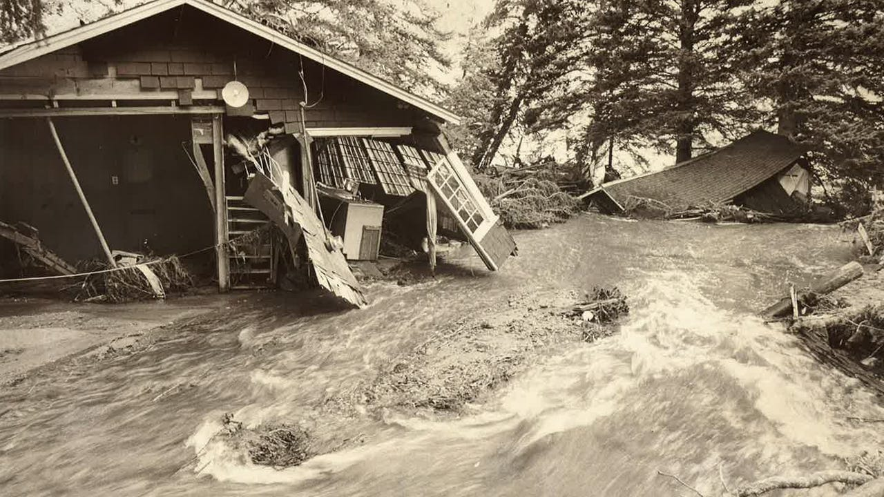 Fast facts about the 1976 Big Thompson flood