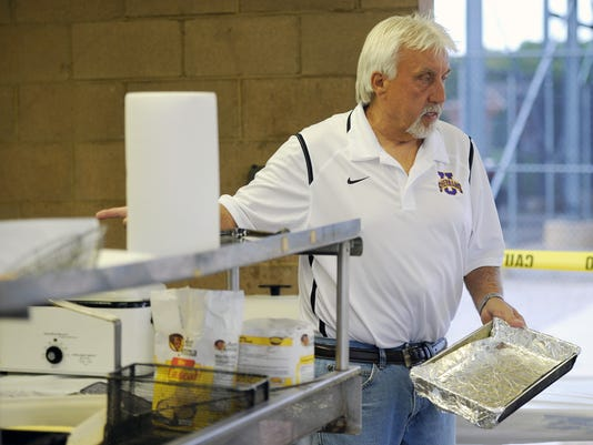 2 CGO BOOSTER CLUB CONCESSIONS