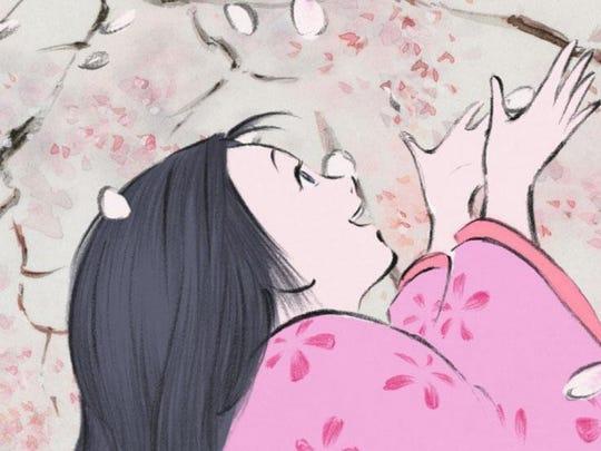 "2013's ""The Tale of the Princess Kaguya"""