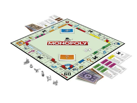 The First Monopoly Game