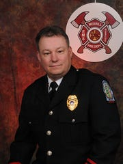 Battalion Chief Mike Drury will retire Friday after nearly 32 years of service to the Merrill Fire Department.