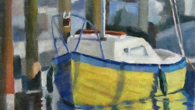 Brenda Staresnick is one of the featured artists at the Art'e de Mayo Group Show at the Port Aransas Art Center, 323 N. Alister St., Port Aransas. Art will be on display and available for sale through May 26. A reception featuring artists Beth Alexander, Diann Baggett, Betsy Bowen, Jan Edmonson and Brenda Staresnick, along with live music and refreshments, will be from 5:30-7:30 p.m., Friday, May 5.