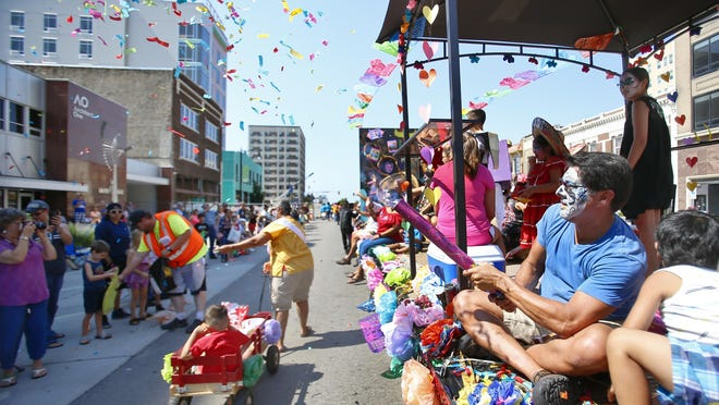 Fiesta Mexicana officials have decided to hold a drive-by parade instead of this year's festivities due to COVID-19.
