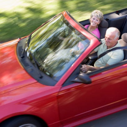 Older drivers have to decide whether they want to buy