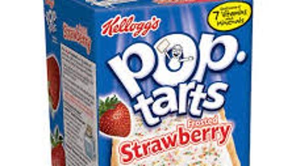 Kellogg's Pop-Tarts.