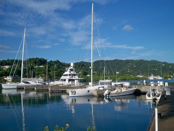 Port Antonio is a less-visited part of Jamaica, which