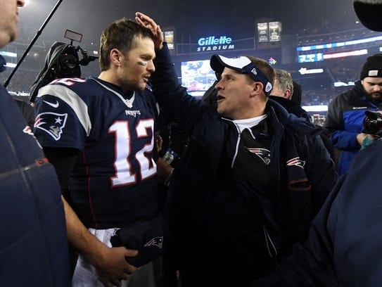Jan 22, 2017; Foxborough, MA, USA; New England Patriots
