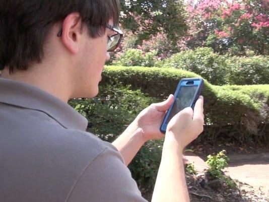 Royce plays Pokemon Go