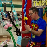 Photos: Knoxville Kids Fair at the Knoxville Expo Center