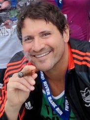 Dr. Rick Ganzi, Holland.