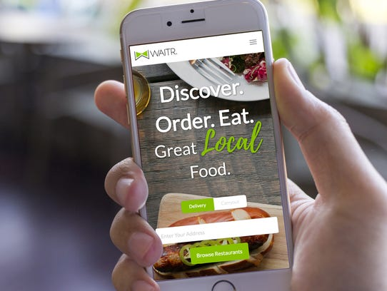Waitr is now live and ready to use in the metro area.