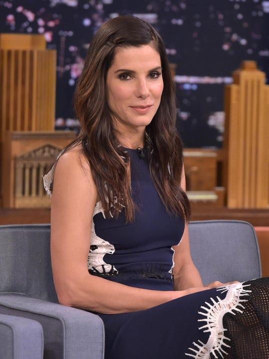 "Sandra Bullock Visits ""The Tonight Show Starring Jimmy Fallon"""