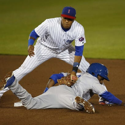 Reports surfaced late Monday that Iowa Cubs infielder