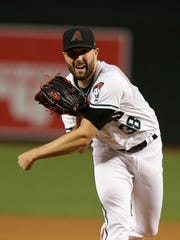 Robbie Ray is one of many Diamondbacks players to elevate