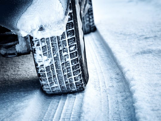Navigate snow-laden trails more effectively with the right set of winter features, such as proper snow tires.