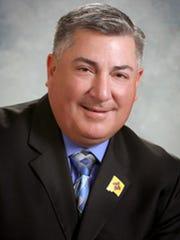 State Sen. George Munoz, a Democrat from Gallup, N.M.,