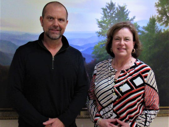 Belle Investments CEO Travis Fuller and attorney Robyn