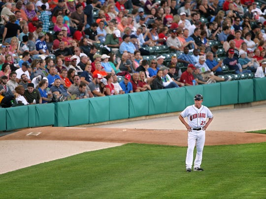 Dean Treanor is in his 28th year as a minor league