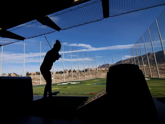 After nearly a year of construction, prepping and El Pasoans waiting for the doors to swing open, TopGolf El Paso opened its doors to the public Friday morning with a ribbon-cutting, continental breakfast and plenty of players.