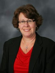 Bellevue City Schools Superintendent Kim Schubert.