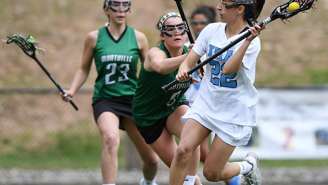Diana Devita scored just enough to push IHA into the North 1, Group 3 final.