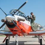 Whiting Field pilot training continues, despite grounding of Air Force T-6 Texans
