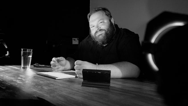 """American monologist and raconteur Mike Daisey will kick off Oz's Speak Easy event on May 4 with his hilarious """"Kahn and the Whale: The Wrath of Moby Dick."""""""